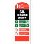 Info Blusser Co2 sticker